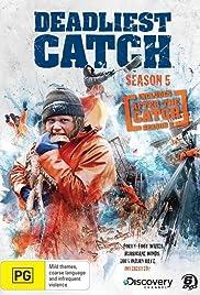 Deadliest Catch: Behind the Scenes - Season 5 Poster