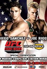 UFC: Fight Night 7 Poster