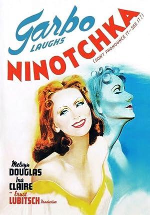 Ninotchka poster