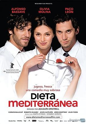 Dieta Mediterránea -