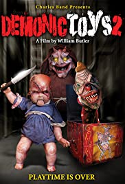 Demonic Toys: Personal Demons Poster