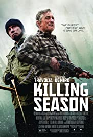 Killing Season (2013) Poster - Movie Forum, Cast, Reviews