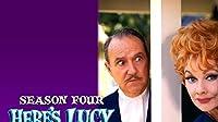 Lucy Helps David Frost Go Night-Night