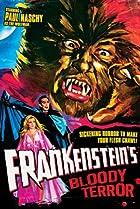 Image of Frankenstein's Bloody Terror