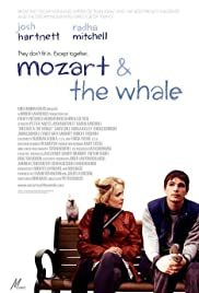 Mozart and the Whale (2005) Poster - Movie Forum, Cast, Reviews