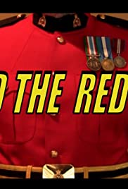 Behind The Red Serge Poster