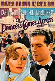 The Princess Comes Across Poster