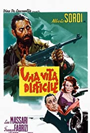 Una vita difficile (1961) Poster - Movie Forum, Cast, Reviews