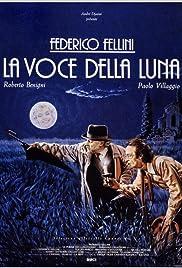 La voce della luna(1990) Poster - Movie Forum, Cast, Reviews