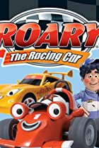 Image of Roary the Racing Car