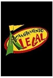 Acampamento Legal Poster