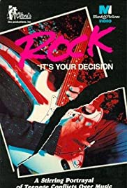 Rock: It's Your Decision Poster