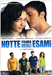 Notte prima degli esami (2006) Poster - Movie Forum, Cast, Reviews
