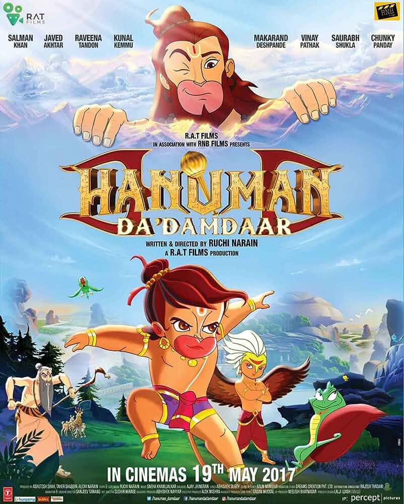 Hanuman Da' Damdaar (2017) Hindi HDRip Watch Online Free Download at www.movies365.me-