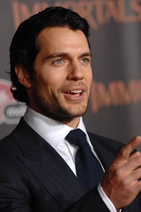 Henry Cavill at an event for Immortals (2011)