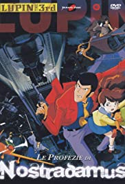 Lupin III: Farewell to Nostradamus Poster
