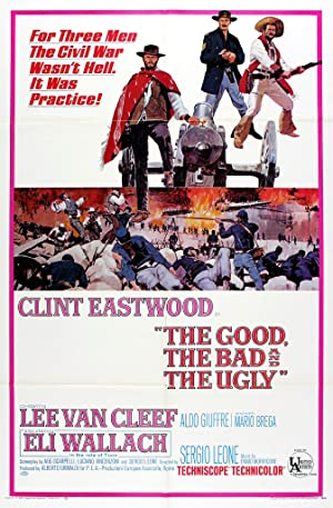 The Good, the Bad and the Ugly poster