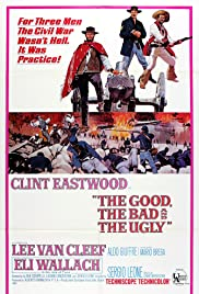 The Good, the Bad and the Ugly (1966) Poster - Movie Forum, Cast, Reviews
