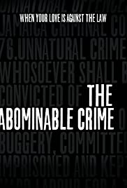 The Abominable Crime Poster