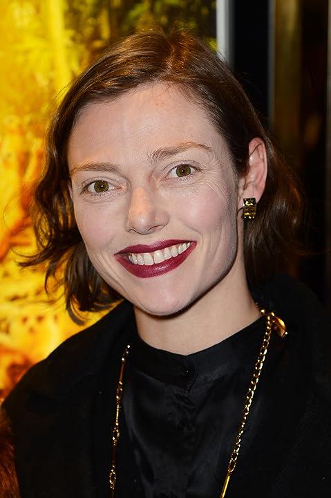 Camilla Rutherford at Life of Pi (2012)