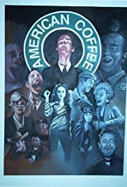 American Coffee Poster
