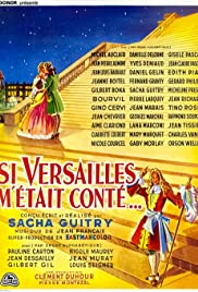 Royal Affairs in Versailles(1954) Poster - Movie Forum, Cast, Reviews