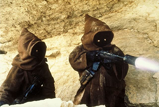 Jack Purvis in Star Wars: Episode IV - A New Hope (1977)