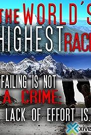 The World's Highest Race Poster
