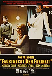 Fox and His Friends (1975) Poster - Movie Forum, Cast, Reviews