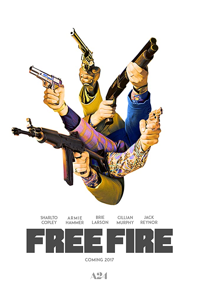 Boatbreakers Movie Star Boat - Freefire Poster