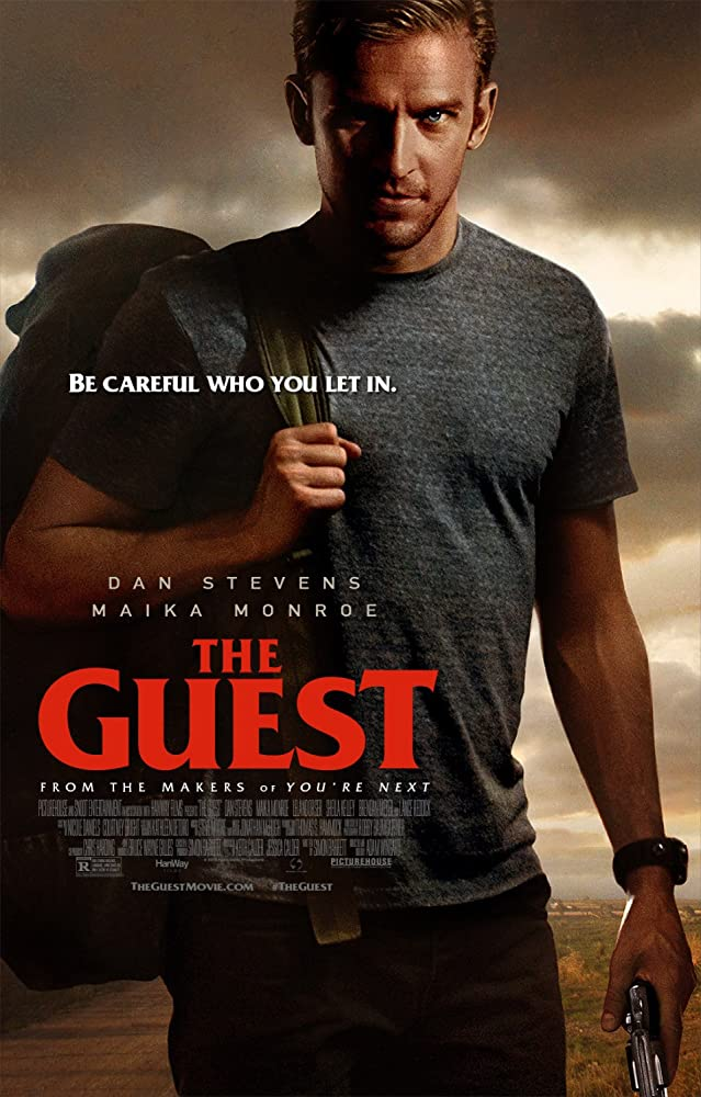 The Guest cartel de la película