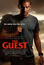 The Guest (2014) Poster - Movie Forum, Cast, Reviews