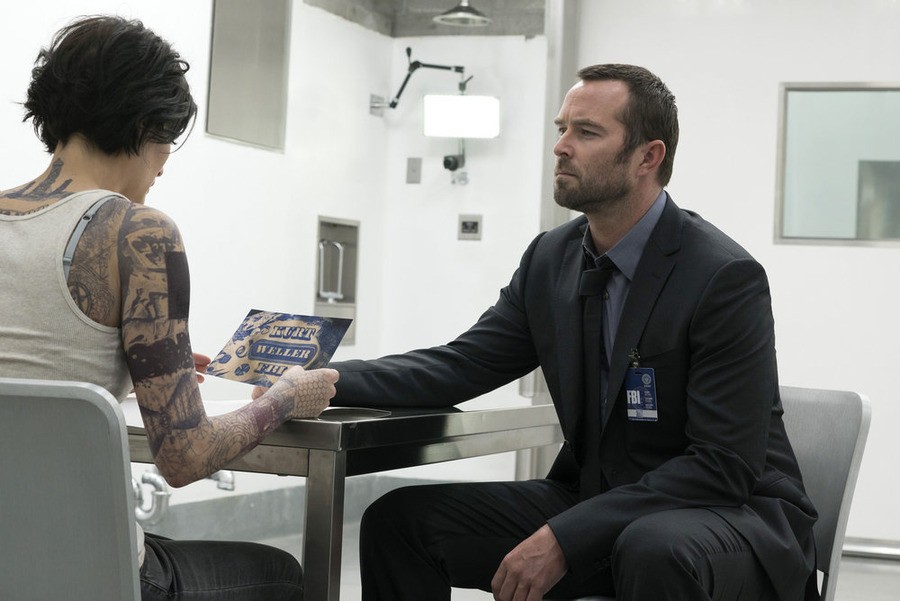 Blindspot S02E01 – In Night So Ransomed Rogue