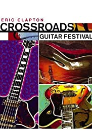 Crossroads Guitar Festival Poster