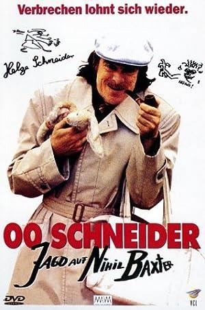 00 Schneider - Jagd auf Nihil Baxter poster