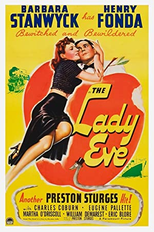 The Lady Eve Poster