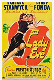 The Lady Eve (1941) Poster - Movie Forum, Cast, Reviews