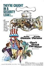 Don't Drink the Water (1969) Poster - Movie Forum, Cast, Reviews