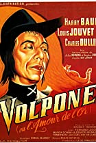 Volpone (1941) Poster