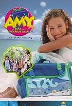 Amy, la niña de la mochila azul