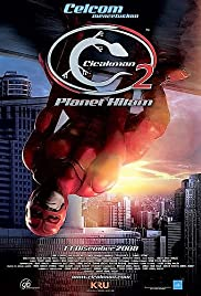 Cicak-Man 2: Planet Hitam Poster
