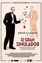 El gran simulador Poster