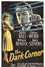The Dark Corner (1946) Poster - Movie Forum, Cast, Reviews