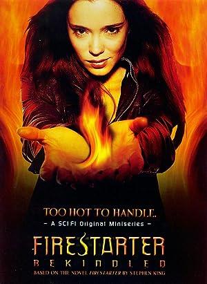 Firestarter 2: Rekindled poster