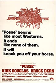 Posse (1975) Poster - Movie Forum, Cast, Reviews