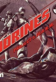 Armorines: Project S.W.A.R.M. Poster