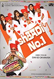Shaadi No. 1 (2005) Poster - Movie Forum, Cast, Reviews