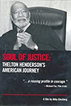 Image of Soul of Justice: Thelton Henderson's American Journey