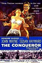 The Conqueror (1956) Poster