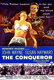The Conqueror(1956) Poster - Movie Forum, Cast, Reviews